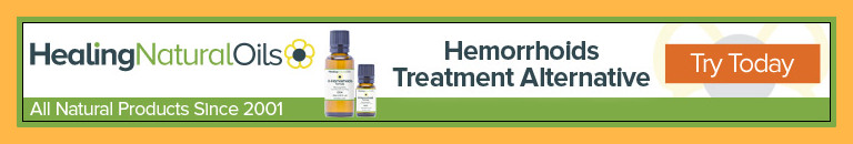 Hemorrhoids Treatment Alternative