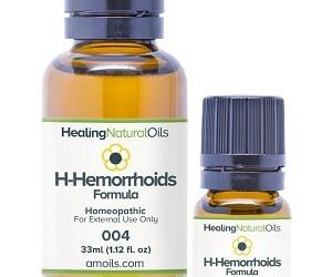 H-Hemorrhoids by Healing Natural Oils