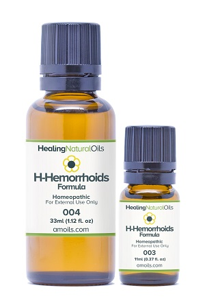 H-Hemorrhoids by Healing Natural Oils